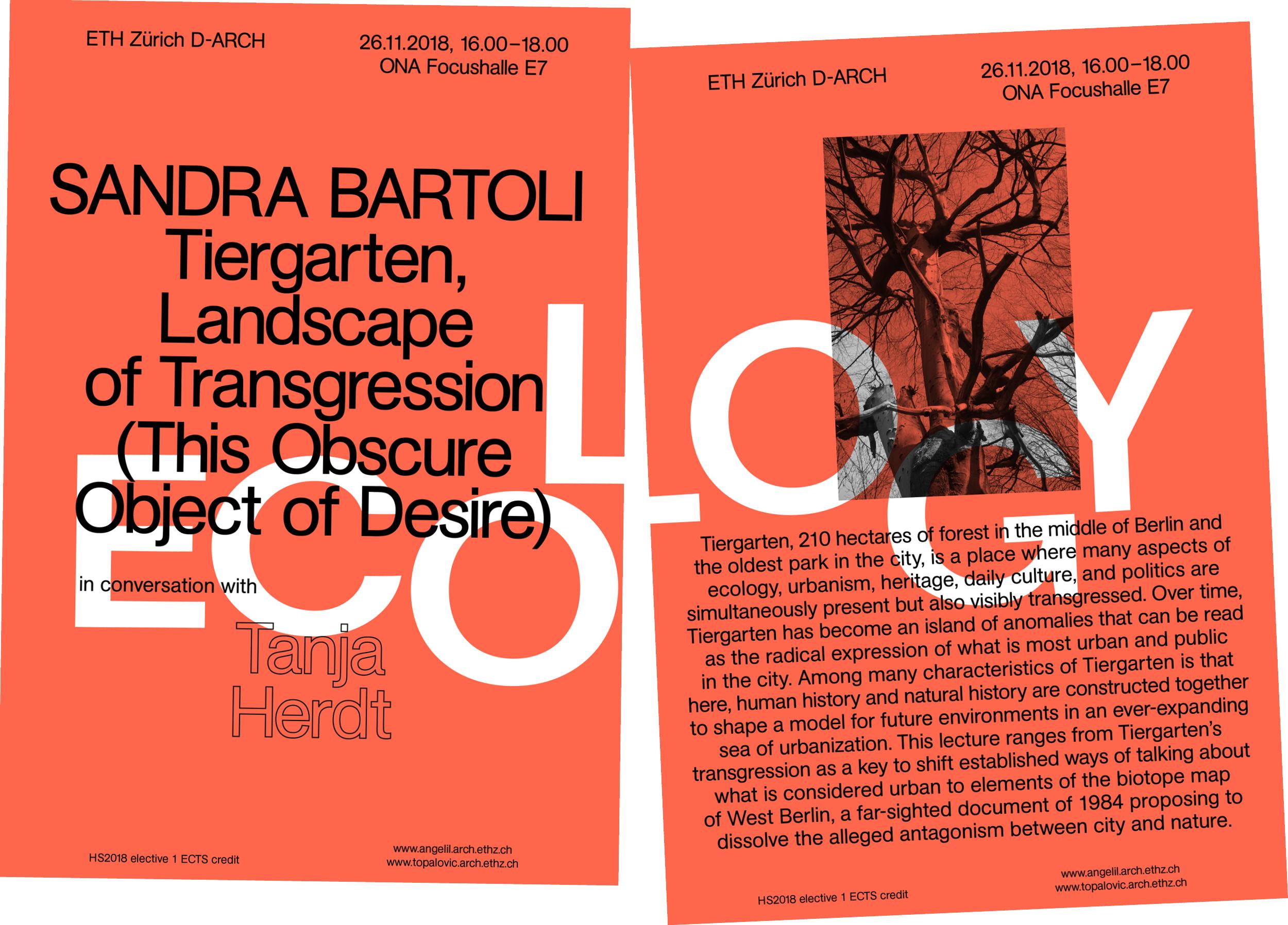 SOT HS18_LECTURE 06_Sandra Bartoli_Flyer